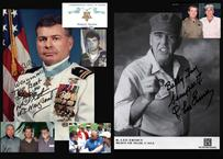 US NAVY SEAL MEDAL OF HONOR ,, R LEE ERMEY
