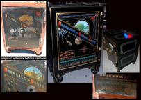 pinstripes restore antique safes
