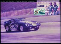 ORIGINAL SHELBY DAYTONA COUPE